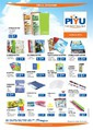 Piyu Market 3 Eylül Aksiyon Ürünleri Broşürü: Okul Zamanı Sayfa 1