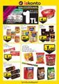 İsmar Süpermarket 12-25 Eylül Broşürü Sayfa 8 Önizlemesi