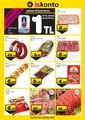 İsmar Süpermarket 12-25 Eylül Broşürü Sayfa 2