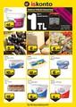 İsmar Süpermarket 12-25 Eylül Broşürü Sayfa 3 Önizlemesi