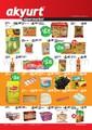 Akyurt Süpermarket 13-26 Eylül İndirim Broşürü Sayfa 1