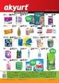 Akyurt Süpermarket 13-26 Eylül İndirim Broşürü Sayfa 2