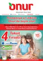 Onur Market Ekim 2013 Broşürü Sayfa 1