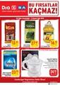 DiaSa Kampanya Broşürü 23 Ekim - 05 Kasım Sayfa 1
