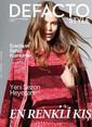 Defacto Sonbahar-Kış 2013/2014 Kataloğu Sayfa 1