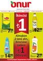 Onur Market 24 Ekim-06 Kasım Broşürü Sayfa 1