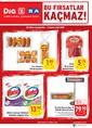 DiaSa Haftalık Kampanyalar Broşürü Sayfa 1