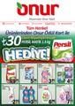 Onur Market 07 - 20 Kasım 2013 Broşürü Sayfa 1