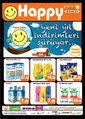 Happy Center 08-19 Ocak 2014 İndirim Broşürü Sayfa 1