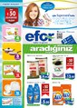 Efor Market 13-26 Mart Kampanya Broşürü Sayfa 1