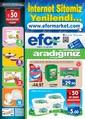 Efor Market 27 Mart - 9 Nisan 2014 İndirim Broşürü Sayfa 1