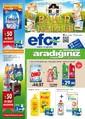 Efor Market 10-23 Nisan Kampanya Broşürü Sayfa 1