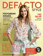 Defacto İlkbahar-Yaz Bayan Kataloğu: Festival Havası Sayfa 1