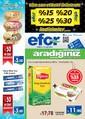 Efor Market 24 Nisan - 7 Mayıs Broşürü Sayfa 1