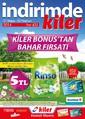 Kiler 21 Mayıs - 03 Haziran 2014 Kampanya Broşürü Sayfa 1