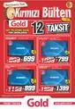 Gold Bilgisayar Kırmızı Bülten 11 - 14 Temmuz 2014 Broşürü Sayfa 2