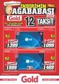 Gold Bilgisayar İndirimin Ağababası 4 - 7 Temmuz Kampanya Broşürü Sayfa 1