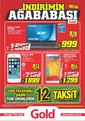 Gold Bilgisayar İndirimin Ağababası 29 Ağustos - 1 Eylül 2014 Kampanya Broşürü Sayfa 1
