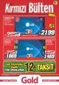 Gold Bilgisayar Kırmızı Bülten 8-9-10-11 Ağustos Broşürü Sayfa 2