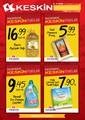 Keskin Market 08-14 Eylül 2014 Kampanya Broşürü Sayfa 1