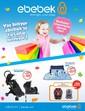 Ebebek Eylül 2014 Kampanya Kataloğu: Yaz Bitiyor, Ebebek'te Fırsatlar Bitmiyor! Sayfa 1