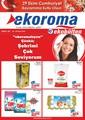 Ekoroma 9-29 Ekim 2014 Kampanya Broşürü Sayfa 1
