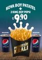 Burger King Patatesin Kralı Sayfa 1