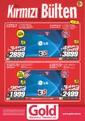 Gold Bilgisayar Kırmızı Bülten 24 -27 Ekim 2014 Sayfa 1