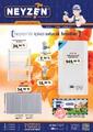 Neyzen Yapı Market 10 Ekim - 10 Kasıım 2014 Kampanya Broşürü: İçinizi Isıtacak Fırsatlar Neyzen'de!.. Sayfa 1 Önizlemesi