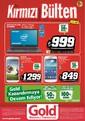 Gold Bilgisayar Kırmızı Bülten 21-24 Kasım 2014 Sayfa 1