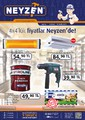 Neyzen Yapı Market 10 Kasım - 10 Aralık 2014 Kampanya Broşürü Sayfa 1