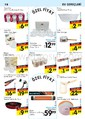 Kim Market 21 Aralık 2014 - 04 Ocak 2015 Kampanya Broşürü Sayfa 15 Önizlemesi