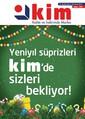 Kim Market 21 Aralık 2014 - 04 Ocak 2015 Kampanya Broşürü Sayfa 1