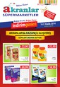 Akranlar Süpermarket 5 - 21 Aralık 2014 Kampanya Broşürü Sayfa 1