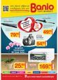 Banio 1 - 28 Şubat 2015 Kampanya Broşürü Sayfa 1