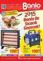 Banio 1 - 31 Ocak 2015 Kampanya Broşürü Sayfa 1