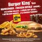 Burger King' den Kampanya Sayfa 1 Önizlemesi