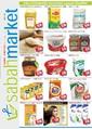 Sabah Market 24 Şubat - 18 Mart 2015 Kampanya Broşürü Sayfa 1