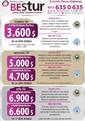 Bestur 2015 Hac ve Umre Turu Kampanya Broşürü Sayfa 5 Önizlemesi