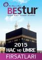 Bestur 2015 Hac ve Umre Turu Kampanya Broşürü Sayfa 1 Önizlemesi