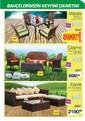 Banio Yapı Market Nisan 2015 Kampanya Kataloğu: Bahçelerinizde Bahar Havası Şimdi Banio'da! Sayfa 2