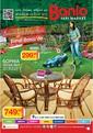 Banio Yapı Market Nisan 2015 Kampanya Kataloğu: Bahçelerinizde Bahar Havası Şimdi Banio'da! Sayfa 1