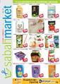 Sabah Market 23 Mart - 16 Nisan 2015 Kampanya Broşürü Sayfa 1