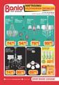Banio 17-18-19-20 Nisan 2015 Kampanya Broşürü: Haftasonu Kazandıran Ürünler! Sayfa 1