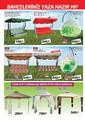 Banio Mayıs 2015 Kampanya Kataloğu: Bahçe Mobilyaları Banio'da! Sayfa 2