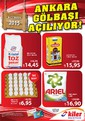 Kiler 08 - 17 Mayıs 2015 Kampanya Broşürü: Ankara Gölbaşı Açılıyor! Sayfa 1