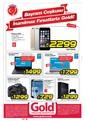 Gold Bilgisayar 15 - 20 Mayıs 2015 Kampanya Broşürü Sayfa 1