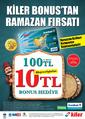 Kiler Ramazanda İndirim Perdesini Açıyor! 12-24 Haziran 2015 Kiler İndirim Broşürü Sayfa 32 Önizlemesi