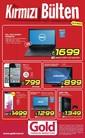 Gold Bilgisayar Kırmızı Bülten 24 - 27 Temmuz 2015 Kampanya Broşürü Sayfa 1