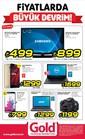 Gold Bilgisayar 21 - 23 Temmuz 2015 Kampanya Broşürü Sayfa 1